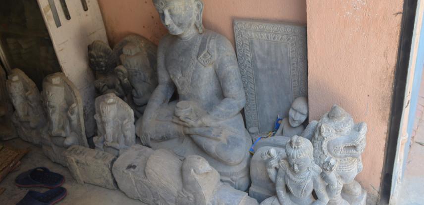 sculptural artifacts