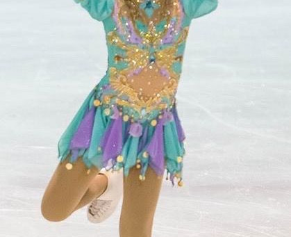 Selecting the perfect on ice outfit