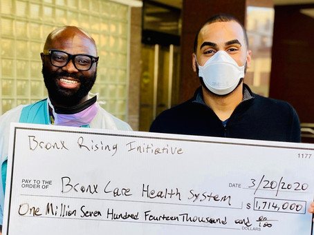 Bronx Rising Initiative Secures $1.7 Million for BronxCare Health System