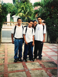 Middle School In DR