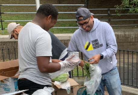 BLACK STAR NEWS: Bronx Food Delivery Program Holds Event For Seniors, NYCHA Residents