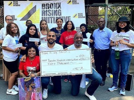 AMSTERDAM NEWS: Bronx students awarded scholarship in honor of gun violence victim Brandon Hendricks