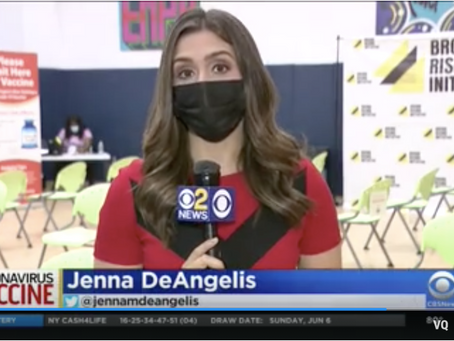 CBS NEW YORK - WCBS: New York Focusing Efforts On Zip Codes With Lowest Vaccination Rates