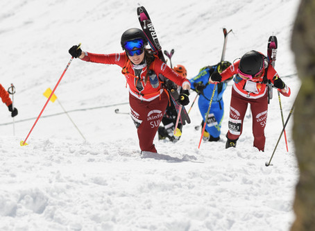 CHAMPIONNAT SUISSE: Le Mountain Performance brille à l'Alpiniski