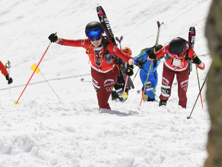 CHAMPIONNAT SUISSE: Le Mountain Performance brille à l'Alpiniski
