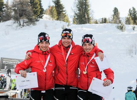 Championnat Suisse Vertical Race - Veysonnaz 4 janvier 2020