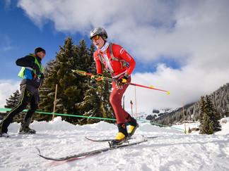 Championnats Suisse de Sprint Verbier 2020