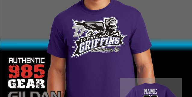 Dutchtown Griffins T-Shirt