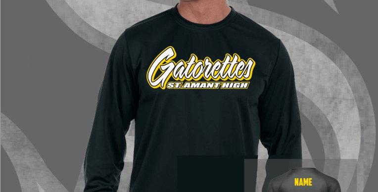 Gatorette Dry-Fit Longsleeve T-Shirt