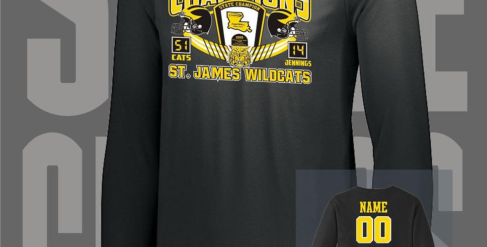 St. James Championship Dry-Fit L/S T-Shirt