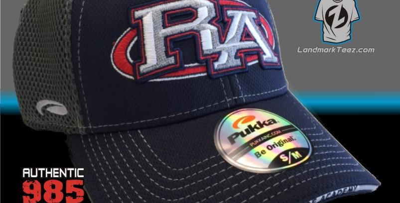 Riverside Navy/Charcoal Flex-Fit Cap