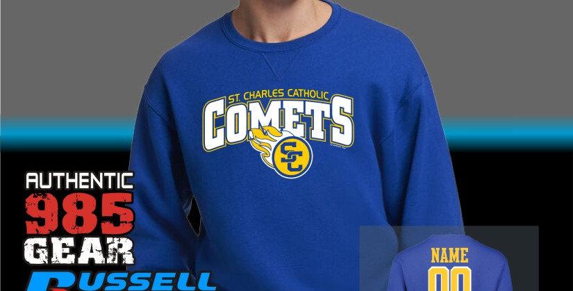 SCC Dri-Power Sweatshirt