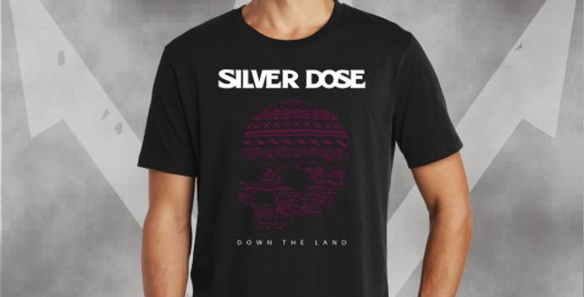 "Silver Dose ""Down The Land"" T-Shirt"