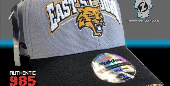 ESJ Steel/Black Flex-Fit Cap