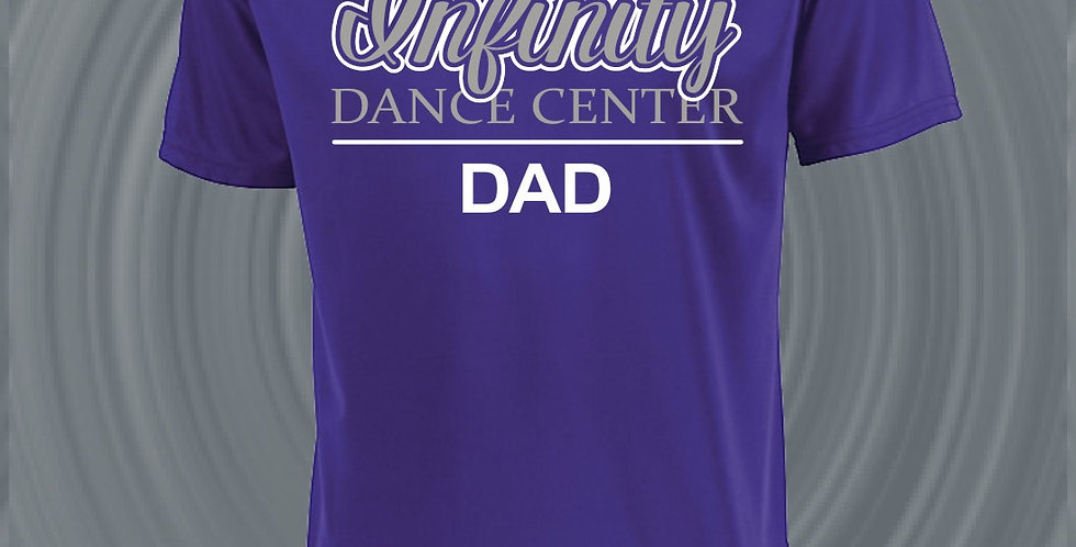 Infinity Dad Dry Fit T-Shirt