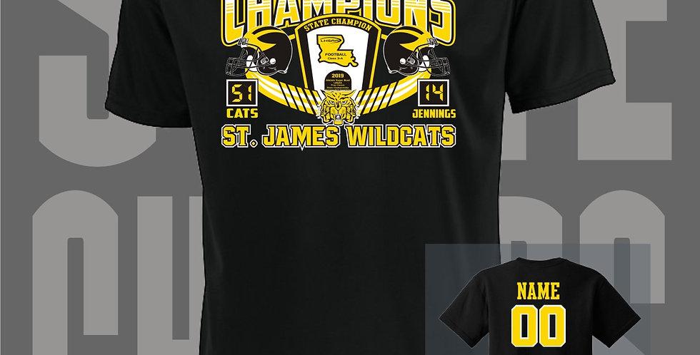 St. James Championship Dry-Fit T-Shirt