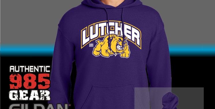 Lutcher Bulldogs Cotton Hoodie