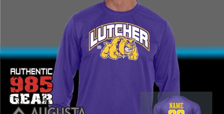 Lutcher Dry-Fit Long Sleeve T-Shirt
