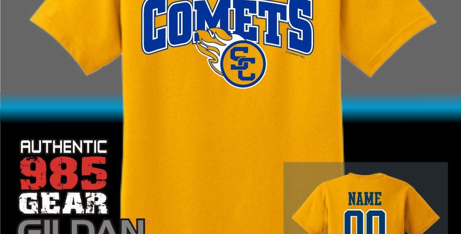 SCC Gold T-Shirt