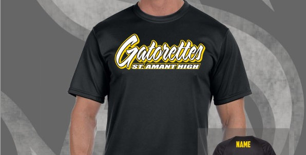 Gatorettes Attain Dry Fit T-Shirt