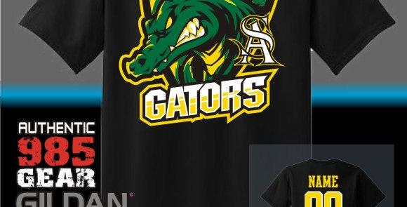 "STA ""Gator Shield"" T-Shirt"