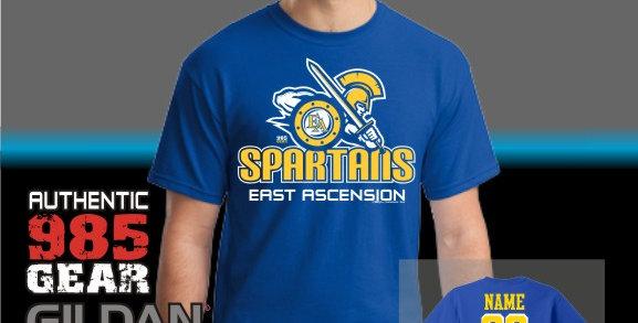 East Ascension Royal T-Shirt
