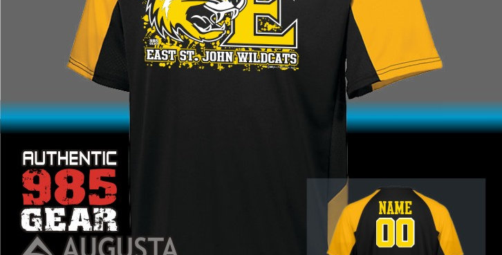 """ESJ """"It's All About The E"""" Cutter Jersey"""