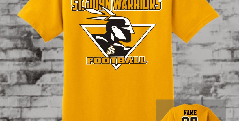 Warriors Gold T-Shirt