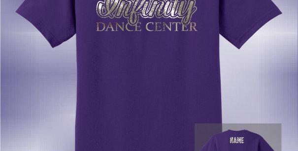 Infinity Dance Foil Unisex T-Shirt
