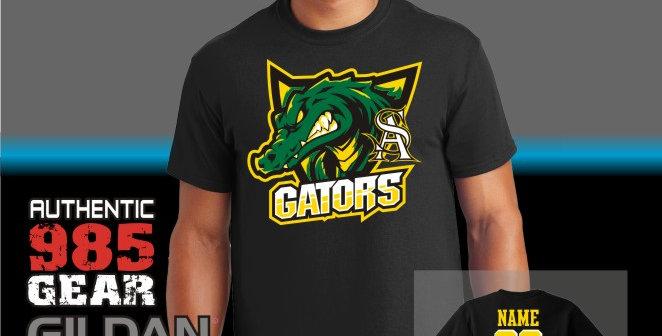 """STA """"Gator Shield"""" T-Shirt"""