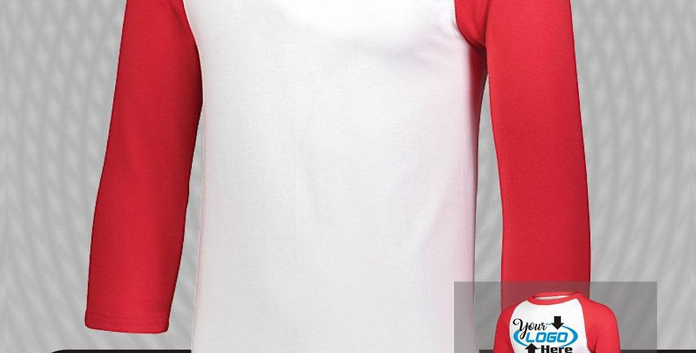 Augusta 50/50 Blend Baseball Jersey
