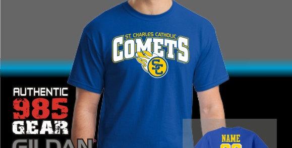SCC Royal T-Shirt