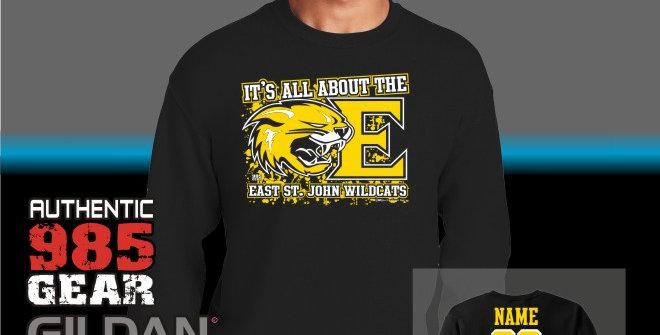 "ESJ ""It's All About The E"" Crewneck Sweatshirt"