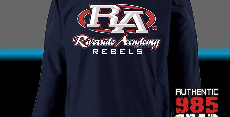 Riverside Recruit Pullover