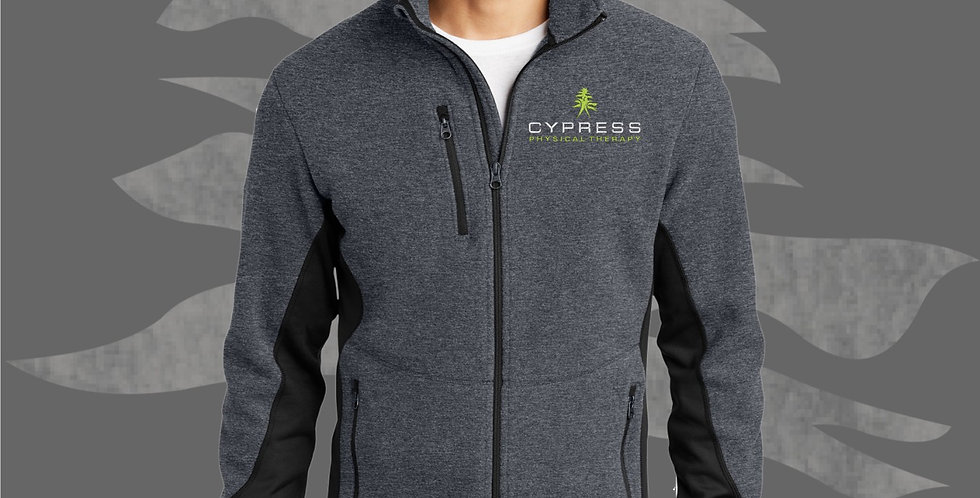 Cypress Physical Therapy Pro Fleece Jacket