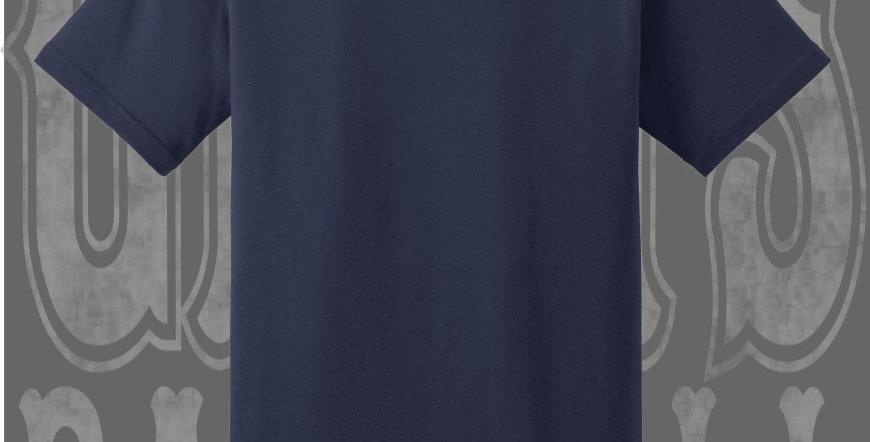 Gray's Baseball Foil Navy T-Shirt
