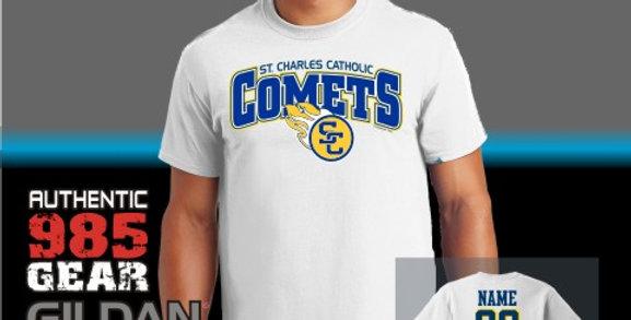 SCC White T-Shirts