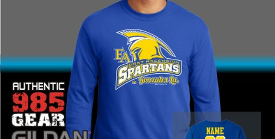 "EA ""Sparty"" Longsleeve T-Shirt"