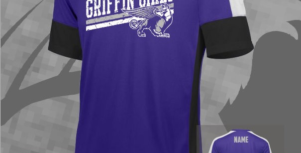 Griffin Girl Wembley Dry-Fit Jersey