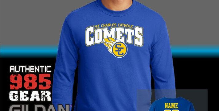 SCC Royal Longsleeve T-Shirt