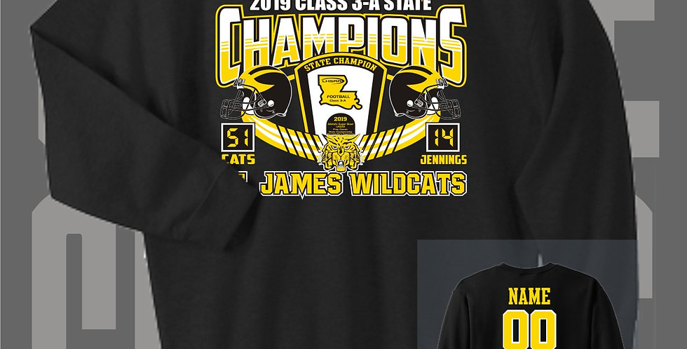 St. James Championship Crew Sweatshirt
