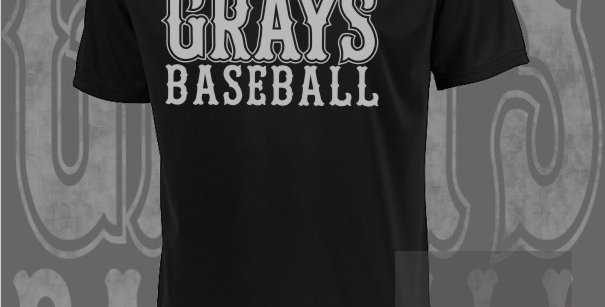 Gray's Baseball Official Black Uniform