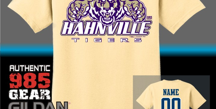 Hahnville Gold T-Shirt