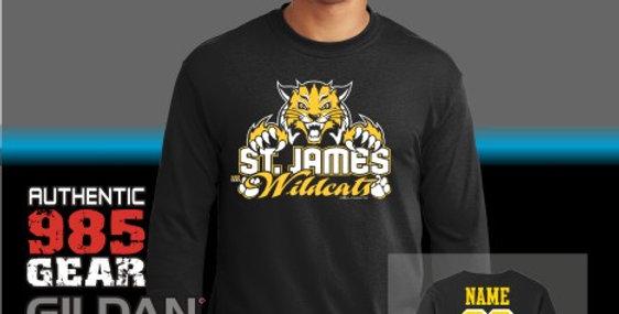 "St. James ""Cat Claws"" Longsleeve T-Shirt"