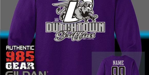"Dutchtown ""Big D"" Longsleeve T-Shirt"