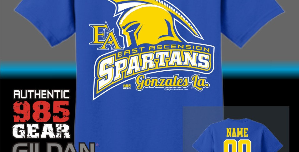 EA Spartans T-Shirt