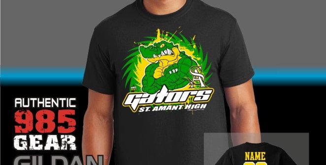 "STA ""SawBlade"" T-Shirt"