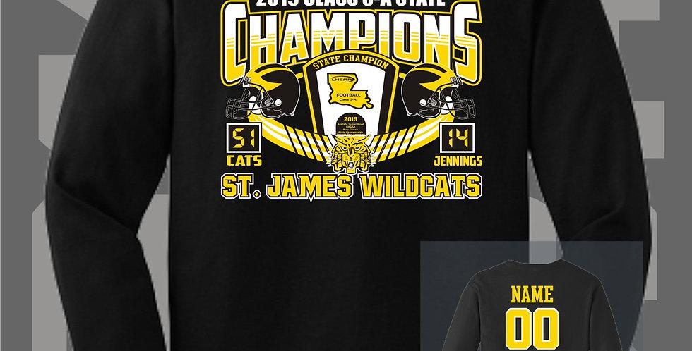 St. James Championship Longsleeve T-Shirt