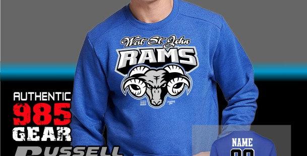 WSJ Cotton Rich Sweatshirt