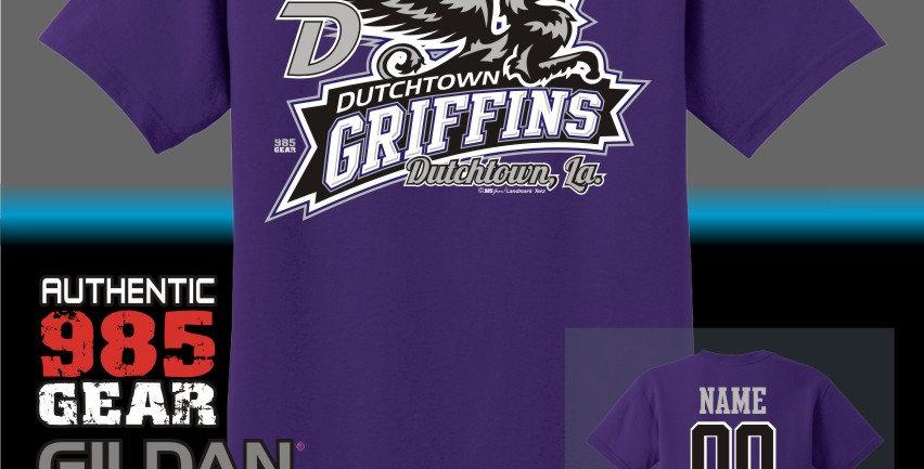 Dutchtown Griffins T-Shirt